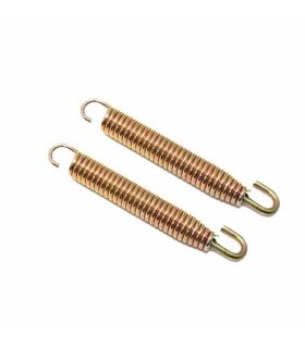 EXHAUST SPRING 75MM 2 PIECE