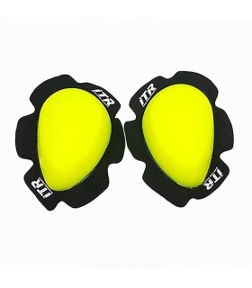 ITR KNEE SLIDER YELLOW FLUOR