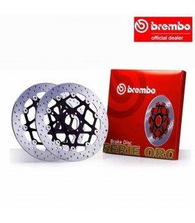 DISCOS BREMBO SERIE ORO HONDA 78.B408.67