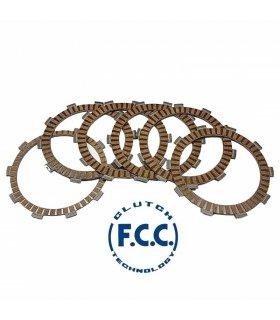 DISCOS DE EMBRAGUE FCC HONDA NSR / CRM 125