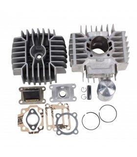 Cilindro con culata Italkit-Gilardoni 74cc Puch Monza, Condor, Super D.47mm
