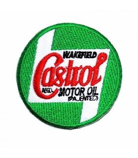 Castrol Classic Patch