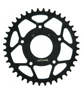 REAR SPROCKET 40T 520 SUPERSPROX APRILIA RS125 / CAGIVA MITO125