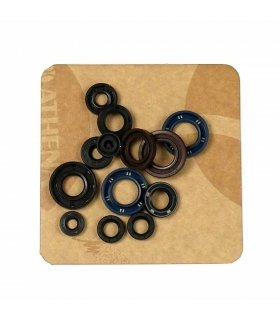 ENGINE OIL SEAL KIT  Derbi Euro2 / Euro3 ATHENA