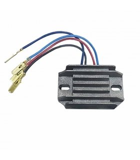 REGULATOR/RECTIFIER 12V/15A - CC - 4 FASTONS