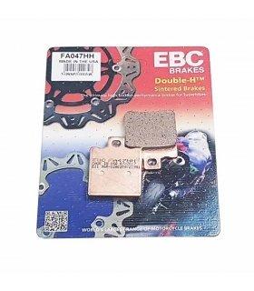 BRAKE PADS SINTERED HH EBC FA047HH