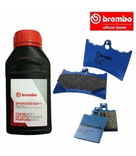 BREMBO BRAKING SET APRILIA RS125 (94-05)
