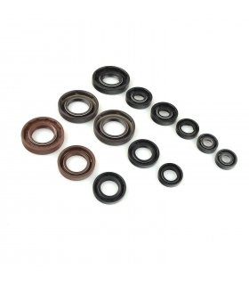 ENGINE OIL SEAL SET HONDA NSR / CRM 125 ATHENA