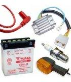 PARTES ELECTRICAS APRILIA RS250