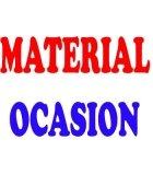 MATERIAL OCASION