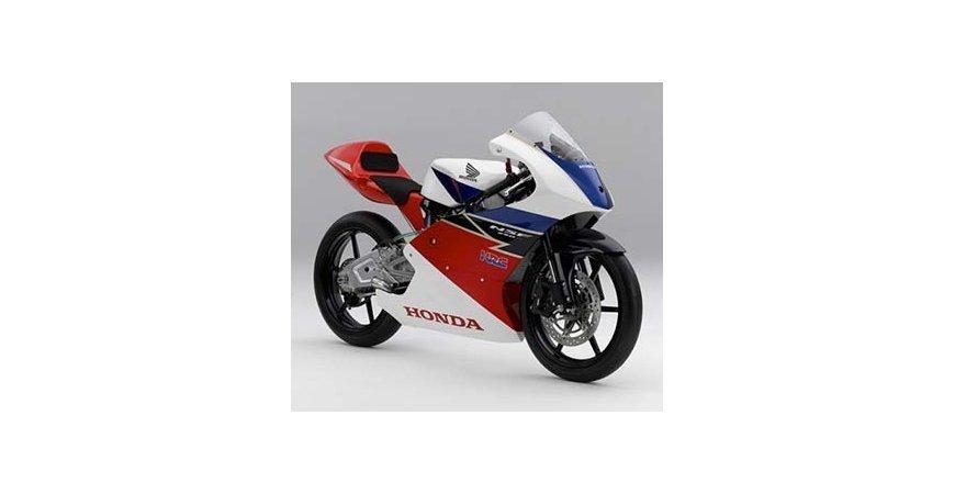 Incorporamos la Honda NSF250 Moto3 a nuestro catalogo