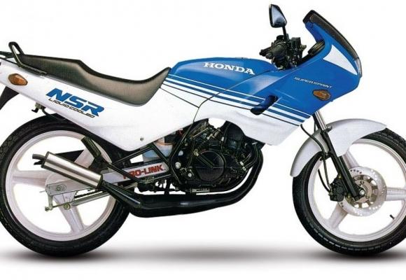 Espejos retrovisores para Honda NSR 75 baratos con envío urgente